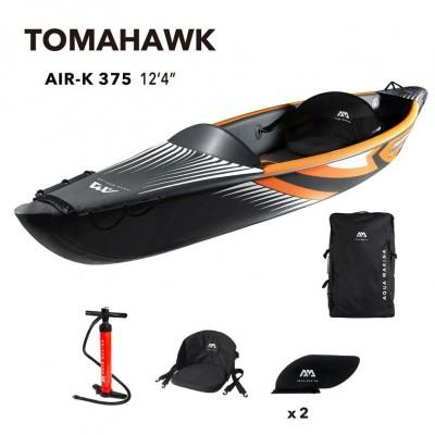 Aqua Marina kajak Tomahawk AirK375 komplet