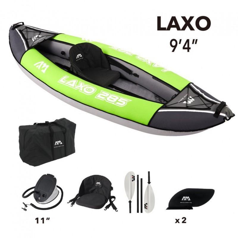 Aqua Marina kajak Laxo LA285 komplet