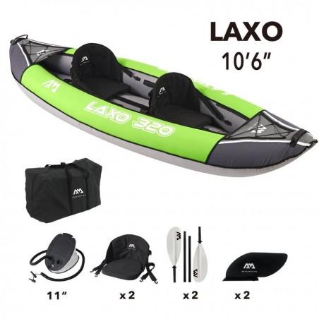 Aqua Marina kajak Laxo LA320 komplet