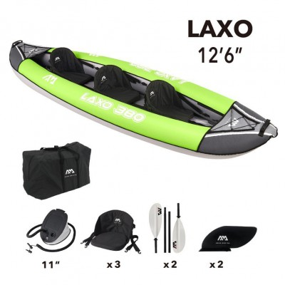 Aqua Marina kajak Laxo LA380 komplet