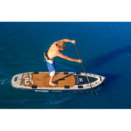 Aquaglide deska iSUP Blackfoot Angler 11' 16230 w akcji 5