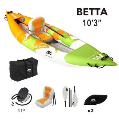 Aqua Marina kajak Betta BE312 komplet