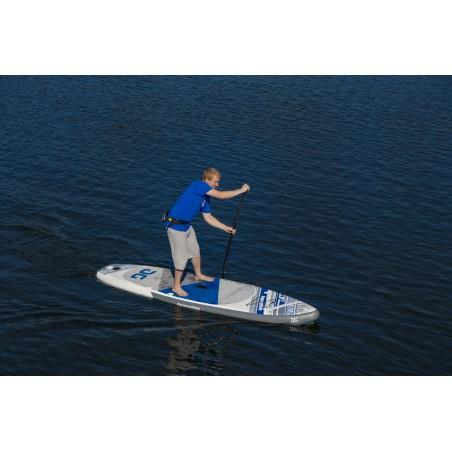 Aquaglide deska SUP Cascade Pro 11' 18325 w akcji 2