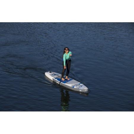 Aquaglide deska SUP Cascade Pro 11' 18325 w akcji 4