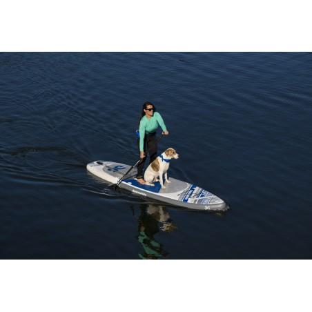 Aquaglide deska SUP Cascade Pro 11' 18325 w akcji 5