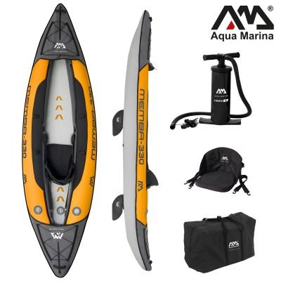 Aqua Marina kajak Memba ME330 komplet