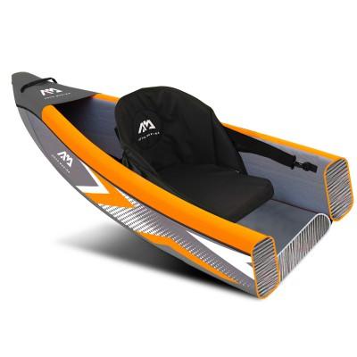 Aqua Marina kajak Tomahawk AirK375 przekroj