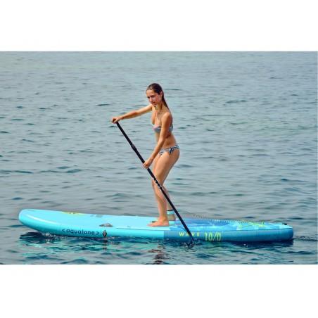 dziewczyna na Desce -SUP-Aquatone-Wave-10