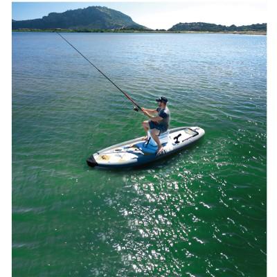 Aqua Marina pompowana deska SUP Drift BT20DRP w akcji