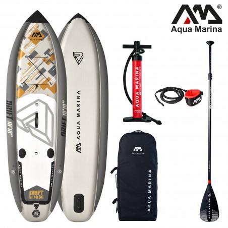 Aqua Marina pompowana deska SUP Drift BT20DRP komplet z akcesoriami
